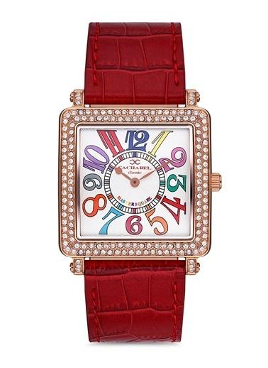 Cacharel Saat Kırmızı